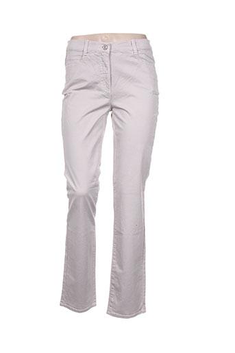 lebek jeans femme de couleur gris