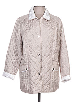 Veste casual beige KIRSTEN pour femme