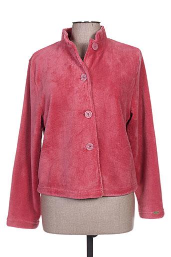taubert nuit femme de couleur rose