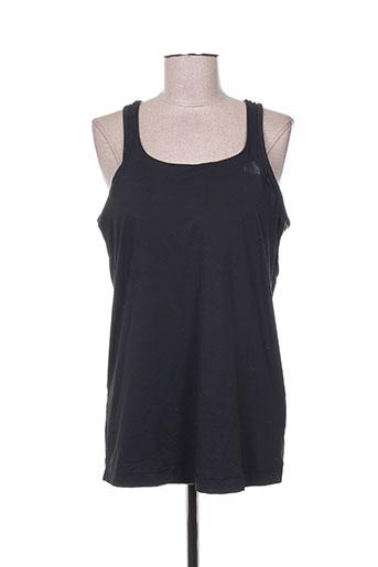 adidas chemises femme de couleur noir