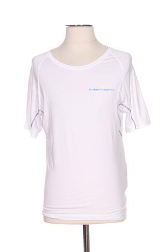 bbb t-shirts homme de couleur blanc