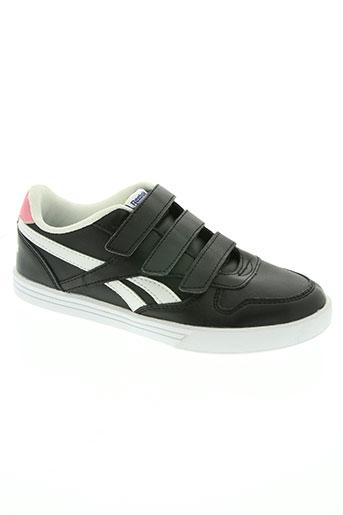 reebok chaussures garçon de couleur noir