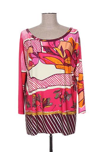 save the queen chemises femme de couleur rose