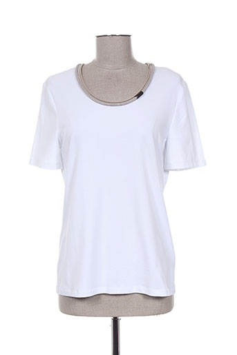 el internationale t-shirts femme de couleur blanc