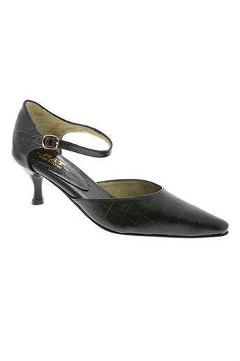 pat chaussures femme de couleur noir