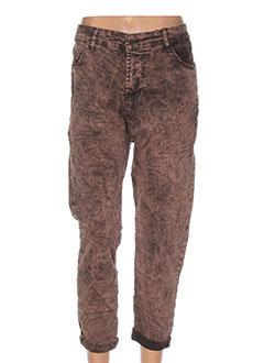 Produit-Pantalons-Femme-CURVY BY KOIBA