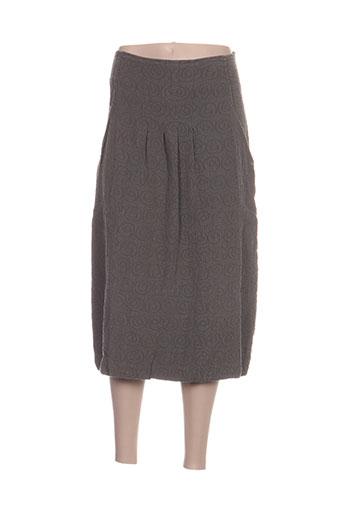 grizas jupes femme de couleur gris