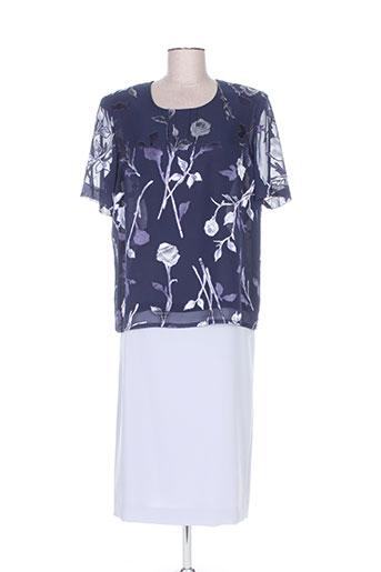 Top/jupe bleu COUTUREINE pour femme