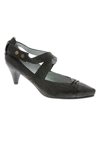 rendez-vous chaussures femme de couleur noir