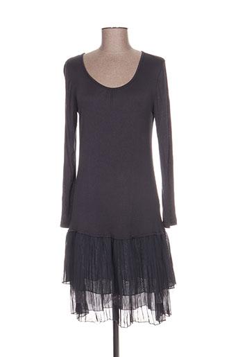 maella robes femme de couleur gris