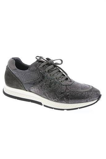 morelli chaussures femme de couleur gris