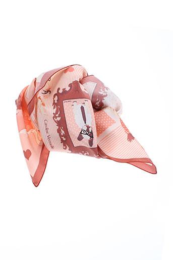 caroline vermeille accessoires femme de couleur rose