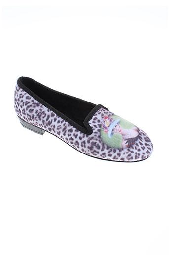 rondinaud chaussures femme de couleur gris