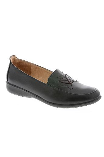 academy confort chaussures femme de couleur noir