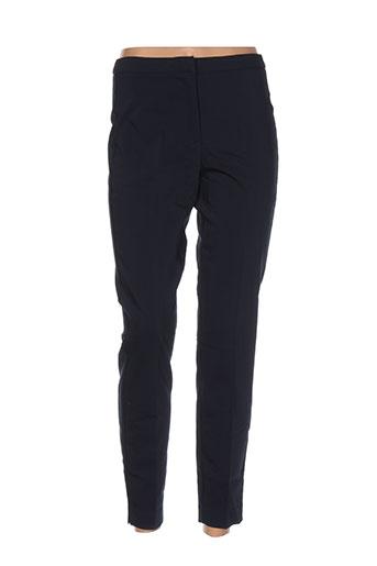 Pantalon chic bleu VERO MODA pour femme