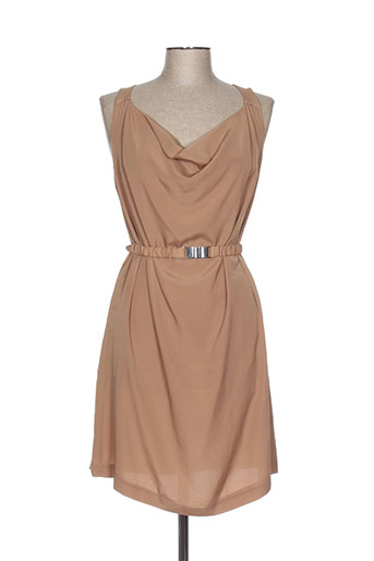 gerard darel robes femme de couleur marron