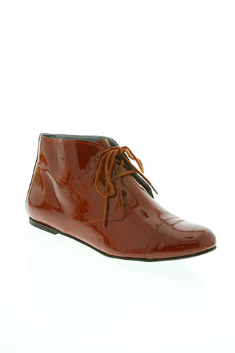 ippon vintage chaussures femme de couleur marron