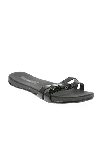 melissa chaussures femme de couleur noir