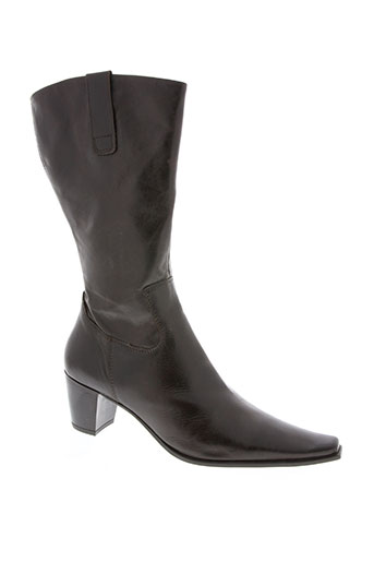 Femme Couleur Balmain De Marron Chaussures gfYvb7y6