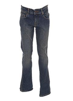 Jeans coupe slim bleu VOLCOM pour garçon