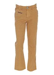Pantalon casual jaune GARCIA pour garçon seconde vue