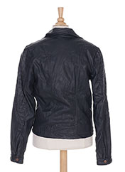 Veste simili cuir gris GARCIA pour garçon seconde vue