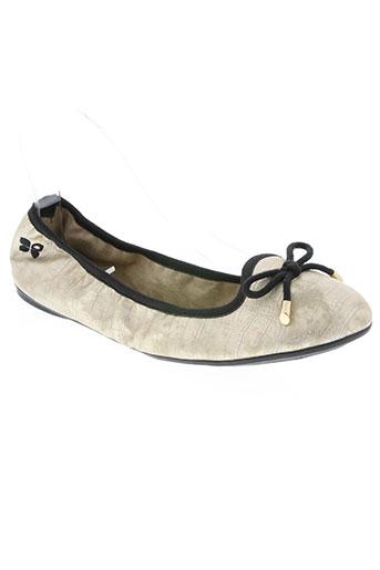 butterflytwists chaussures femme de couleur jaune