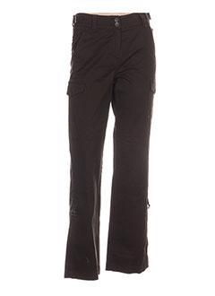 Pantalon casual vert GARDEUR pour femme