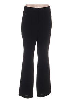 Pantalon casual noir GARDEUR pour femme