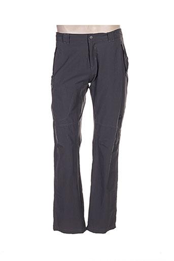mc kinley pantalons homme de couleur gris