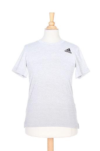 adidas t-shirts garçon de couleur gris