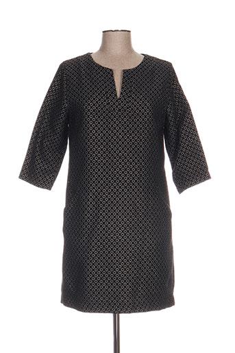 sassia robes femme de couleur noir