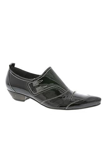 pomares vazquez chaussures femme de couleur noir