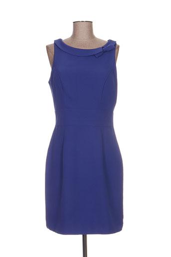 fashion new york robes femme de couleur bleu