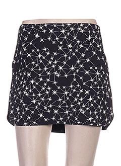 Mini-jupe noir VANESSA BRUNO pour femme