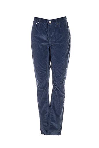Pantalon casual bleu A.P.C. pour femme