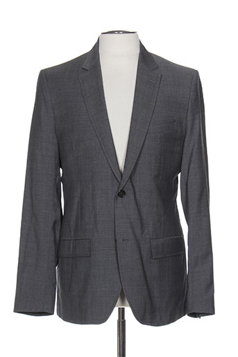 Veste casual gris BAND OF OUTSIDERS pour homme