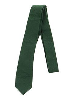 Cravate vert ALEXANDER OLCH pour homme