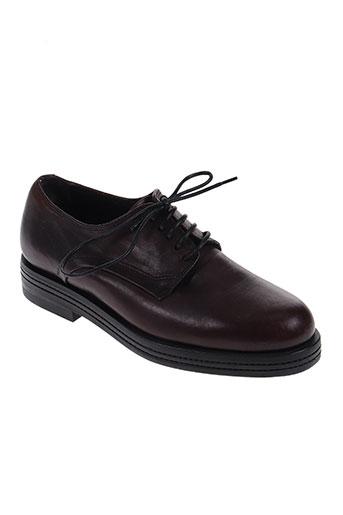 pantanetti chaussures femme de couleur rouge
