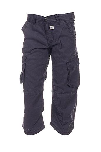 mexx shorts / bermudas garçon de couleur bleu
