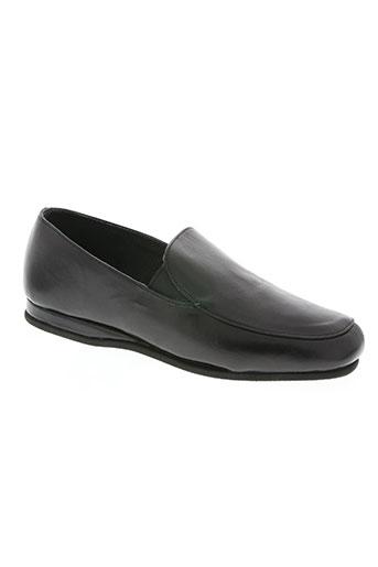 maly de paris chaussures femme de couleur noir