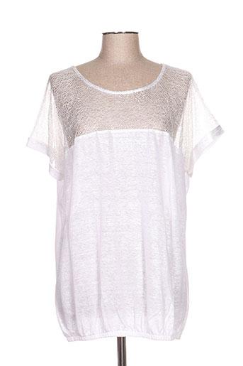 betty barclay chemises femme de couleur blanc