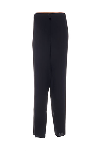 Pantalon casual noir DOUCEL pour femme