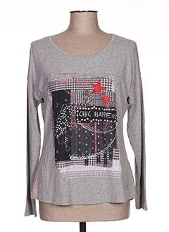 Produit-T-shirts-Femme-TUZZI