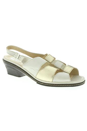 swedi chaussures femme de couleur beige