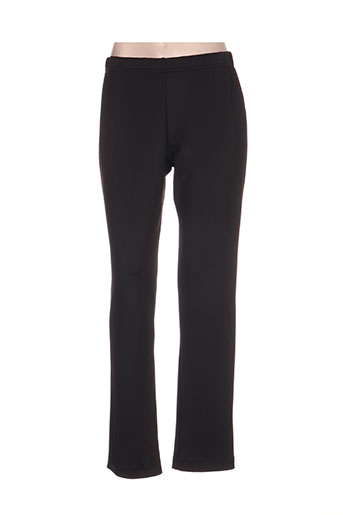 meri EFFI_CHAR_1 esca pantalons femme de couleur noir