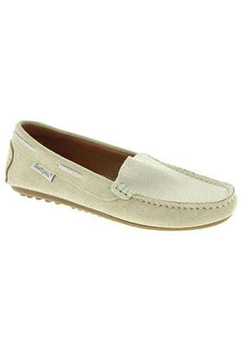 feetyou chaussures femme de couleur beige