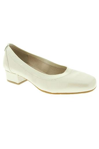 dchicas chaussures femme de couleur beige