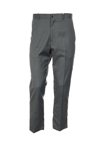 Pantalon chic vert SAMSOE & SAMSOE pour homme
