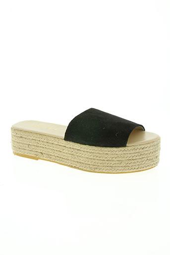 alcott chaussures femme de couleur noir